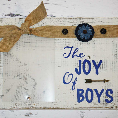 Joy of Boys Frame