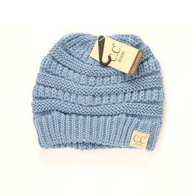 Embroidered Kids Classic Beanie