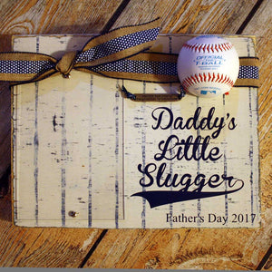 Daddy's Little Slugger Frame