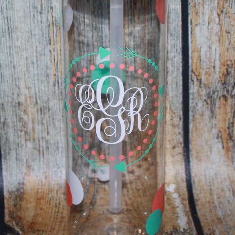 Monogrammed Water Bottle
