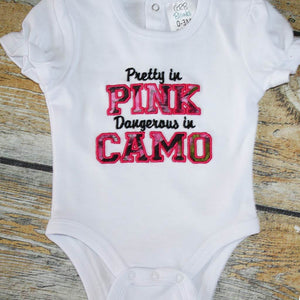 Embroidered Pretty In Pink Bodysuit