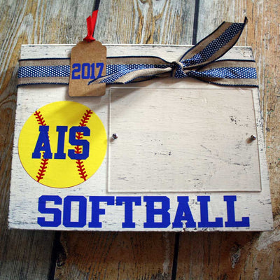 Softball Wood Frame