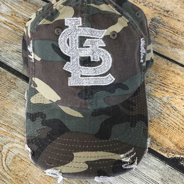 St. Louis Logo Hat