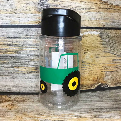 Tractor Kids Water Bottle
