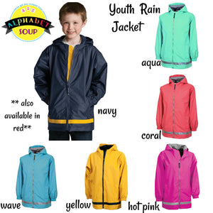 Youth New Englander Jacket