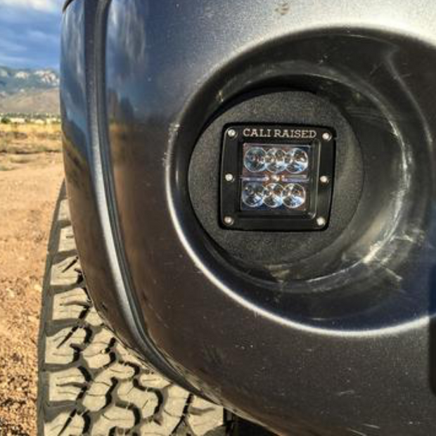 2005-11 Toyota Tacoma Fog Light Pod, Cali Raised Offroad
