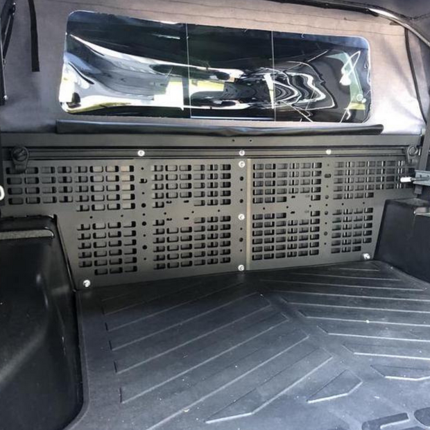 Tacoma Bed Molle System, Cali Raised Offroad, bed mounts, accessories