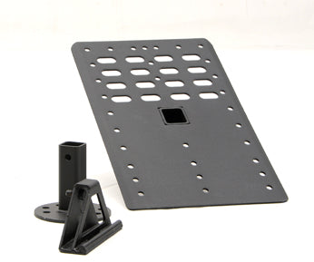 I-Racking System Base Mounting Unit Black Smittybilt - 2740-01