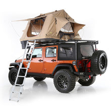 Load image into Gallery viewer, Overlander Roof Tent 2 Person Tent Coyote Tan Smittybilt - 2783