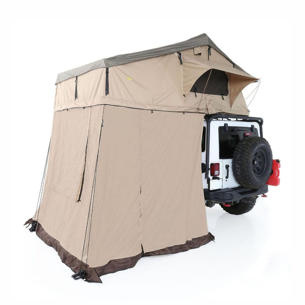 Roof Top Tent Annex For 2883 Smittybilt Overlander Tent Coyote Tan Smittybilt - 2888
