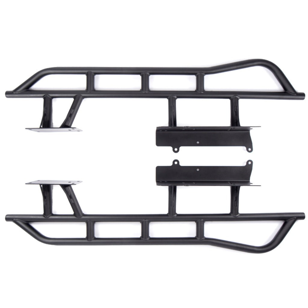 14-Present Toyota 4Runner 20 Degree Step Rock Sliders
