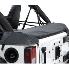 Load image into Gallery viewer, Soft Top Storage Boot 07-18 Wrangler JK 4 DR Black Diamond Smittybilt - 600235