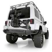 XRC Gen2 Bolt on Tire Carrier 07-18 Wrangler JK Smittybilt  - 76857
