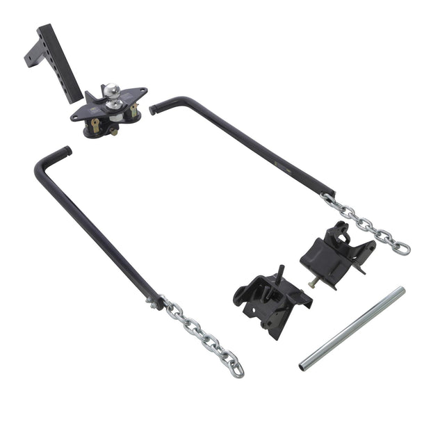 Weight Distributing Tow Hitch 14,000lb Max Gross Weight Rating  Smittybilt - 87550