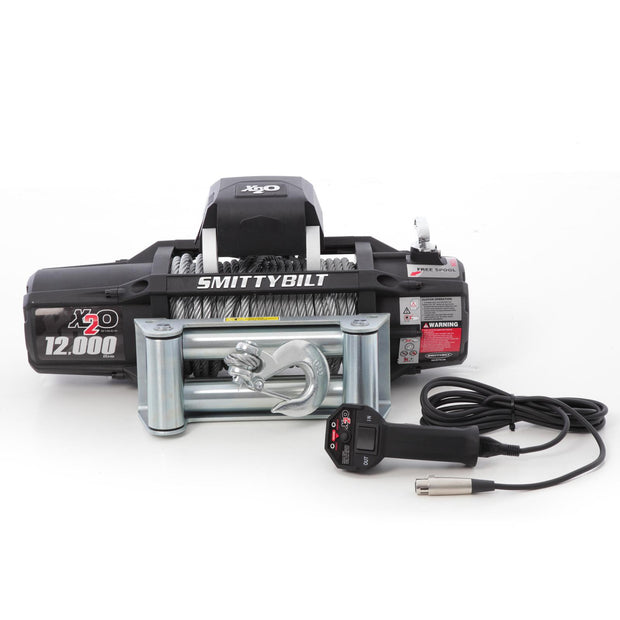 X2O 12 Gen2 12,000 lb Winch Water Proof Smittybilt - 97512
