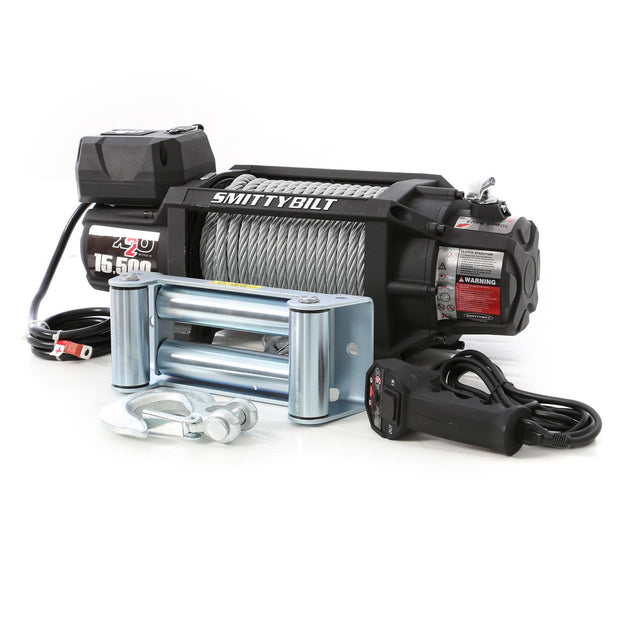 X2O 15.5 Gen2 15,500 lb Winch Water Proof Smittybilt - 97515