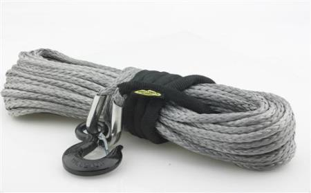 XRC Synthetic Rope 4,000 Lb 1/17 Inch X 35Ft Smittybilt - 97704