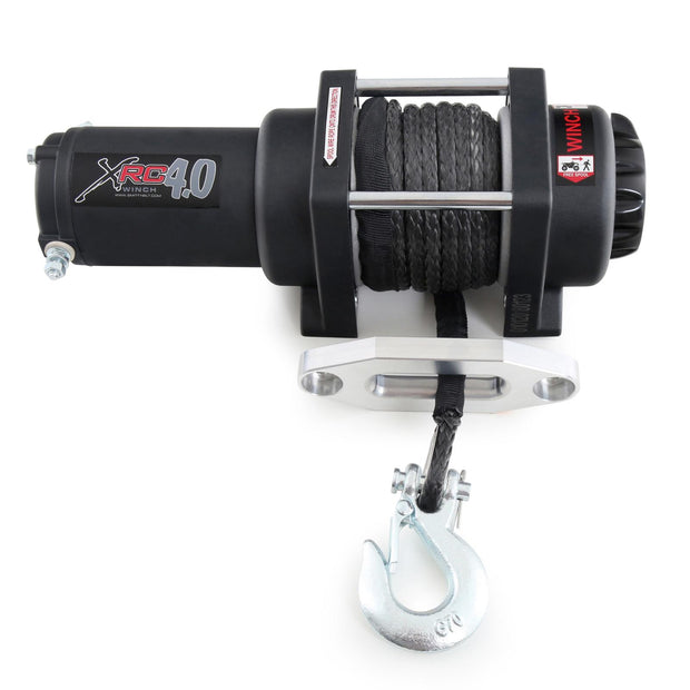 XRC 4 Comp 4,000 Lb Winch Comp Series W/Synthetic Rope Aluminum Fairlead Smittybilt - 98204