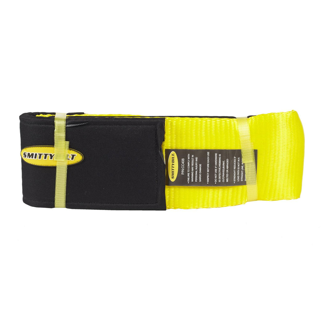 Tree Strap 4 Inch X 8 Foot 40,000 Lb Rating Smittybilt - CC408