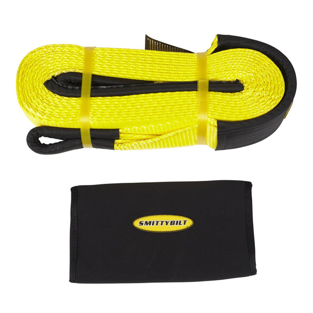 Tow Strap 4 Inch X 20 Foot 40,000 Lb Rating Smittybilt - CC420