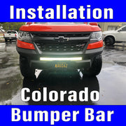 Lower Bumper Light,Bracket, harness & switch Labor Only Chevrolet ZR2/Colorado