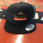 SnapBack Cali Raised Offroad Hat with adjustable strap