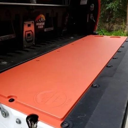Orange Mountain Hatch for (2005-2020) Toyota Tacoma