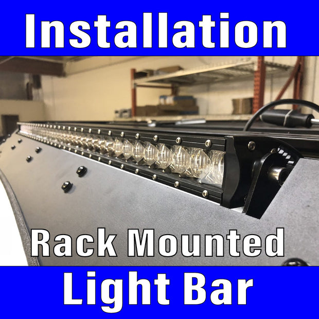 Prinsu / Front Runner Light bar Installation Labor