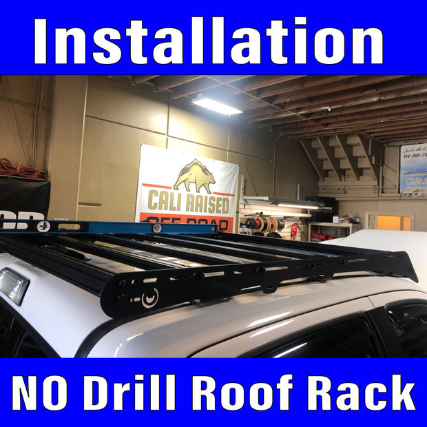 Prinsu , Front Runner Roof Rack Installation