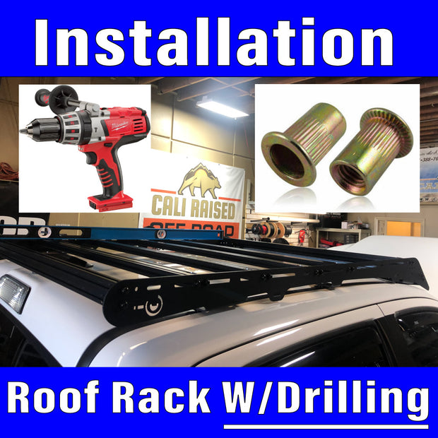 Prinsu, Front Runner Professional Roof Rack Installation