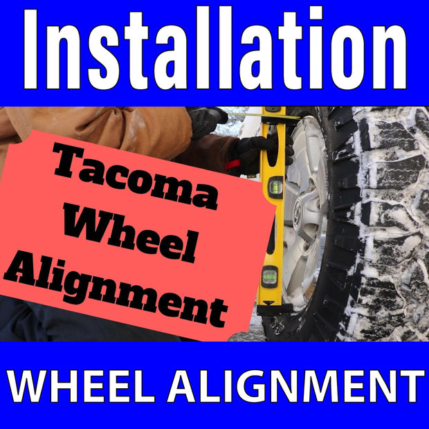 WHEEL ALIGNMENT Labor