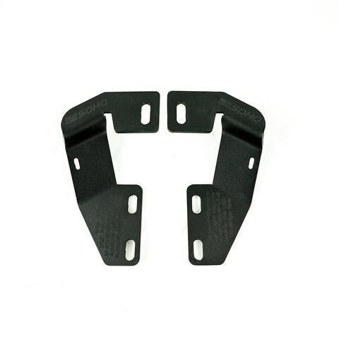 03-09 Toyota 4Runner Ditch Light Brackets by SDHQ