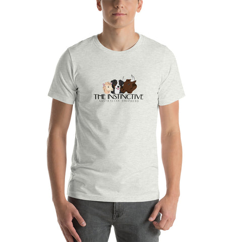 The Instinctive Australian Shepherd Podcast Shirt