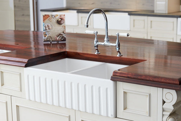 Fireclay Belfast Kitchen Sink Collection - Australia