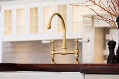 Gold Kitchen Tap