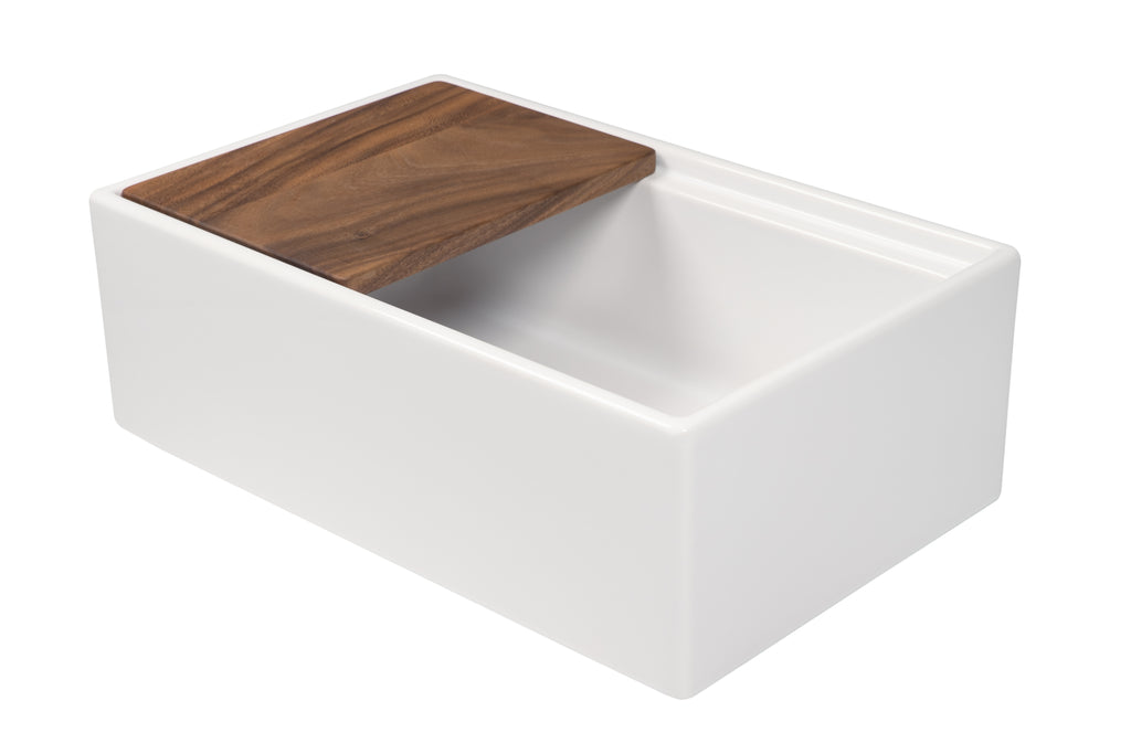 Butler Kitchen Sink System 838 mm Complete With Chopping/Preparation Block