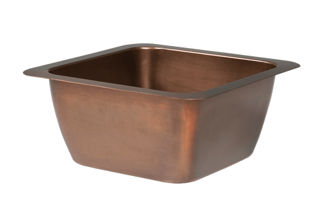 Copper Undermount Sink