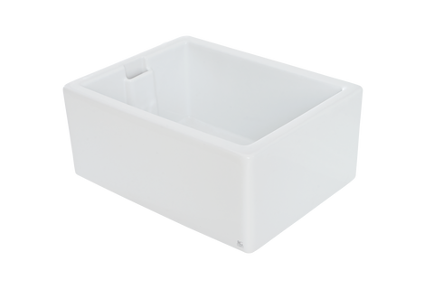 Belfast Fireclay Sink - 595 x 455 x 250mm