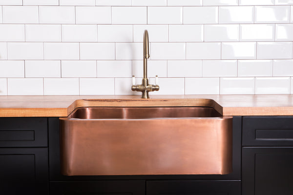Copper Butler Sink Belfastsinks