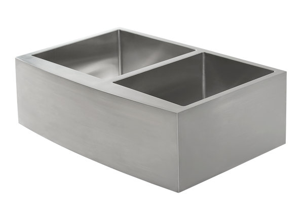 Stainless Steel Double Butler Sink 840