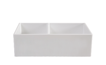 Double Laboratory Offset Bowl - 838 x 460 x 257mm