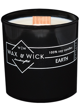 Earth Woodwick Candle