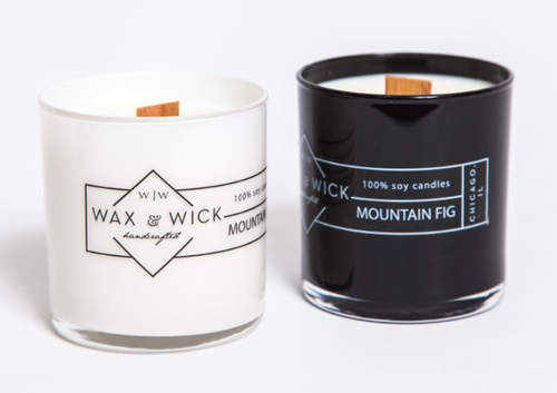 Mountain Fig Soy Candle