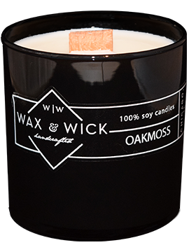 oakmoss woodwick candle