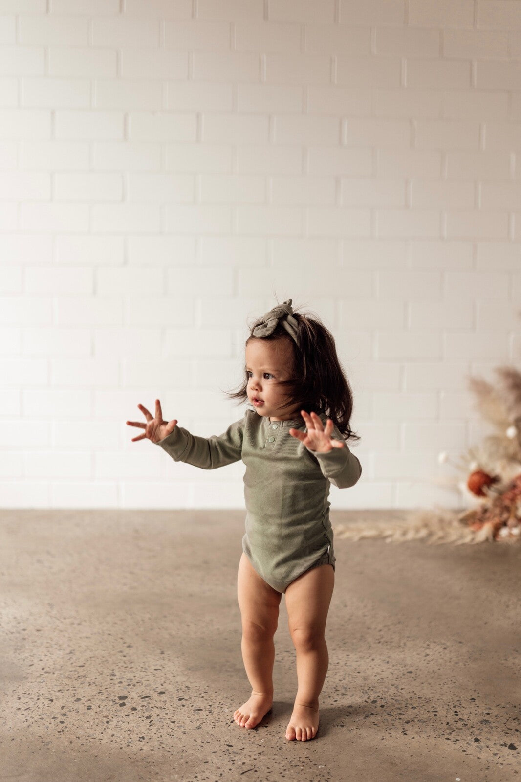 SNUGGLE HUNNY DEWKIST LONG SLEEVE BODYSUIT
