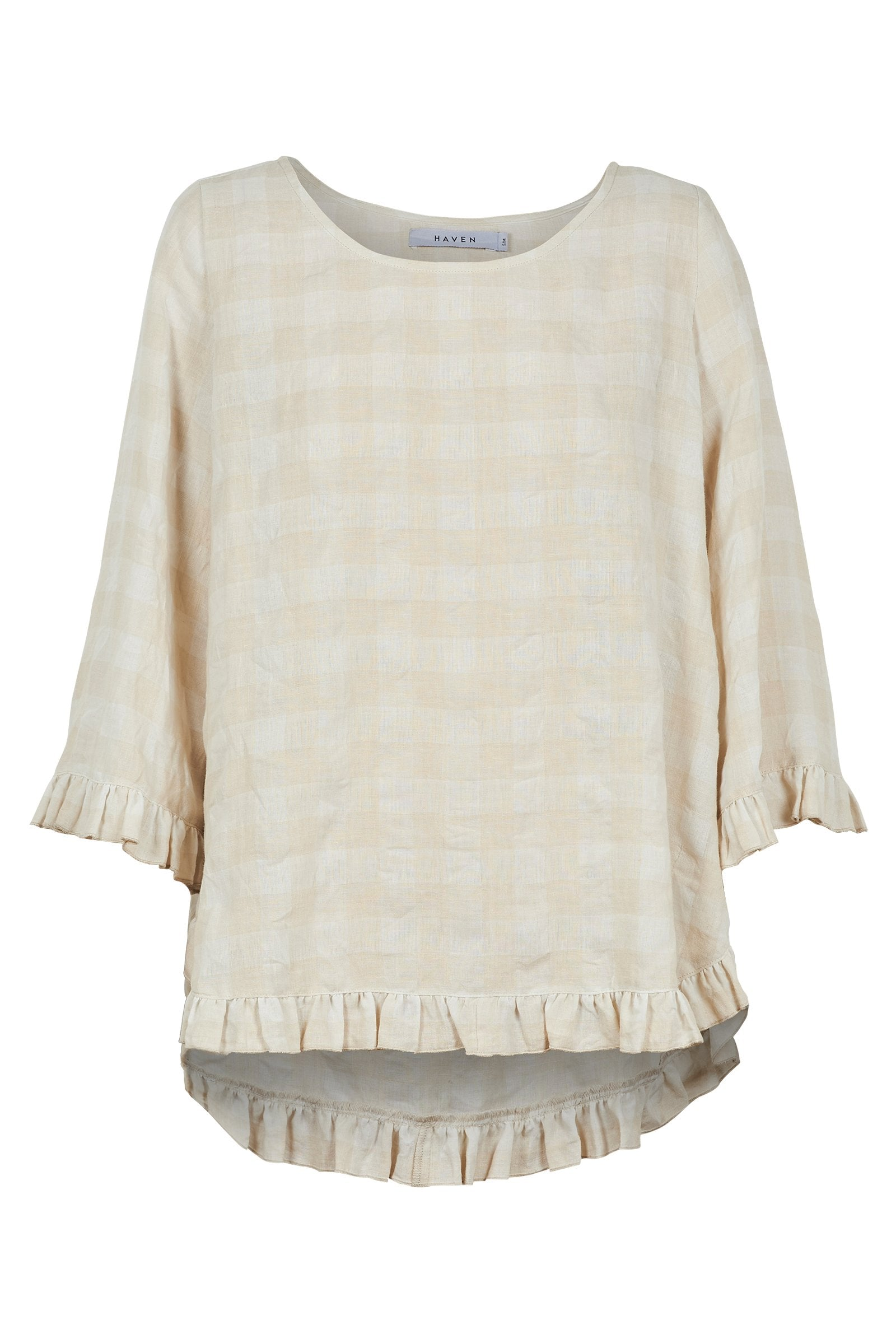Haven Traveller Top - Bamboo