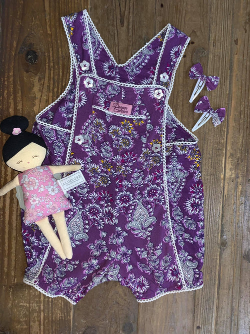 DREAMCATCHER LUCID DREAMING OVERALLS (INDIAN DREAMS)
