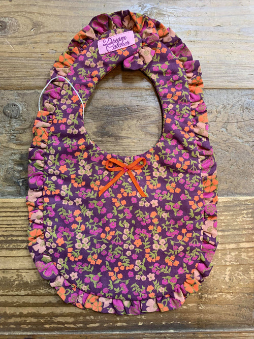 DREAMCATCHER RUFFLE BIB (MARRAKECH)