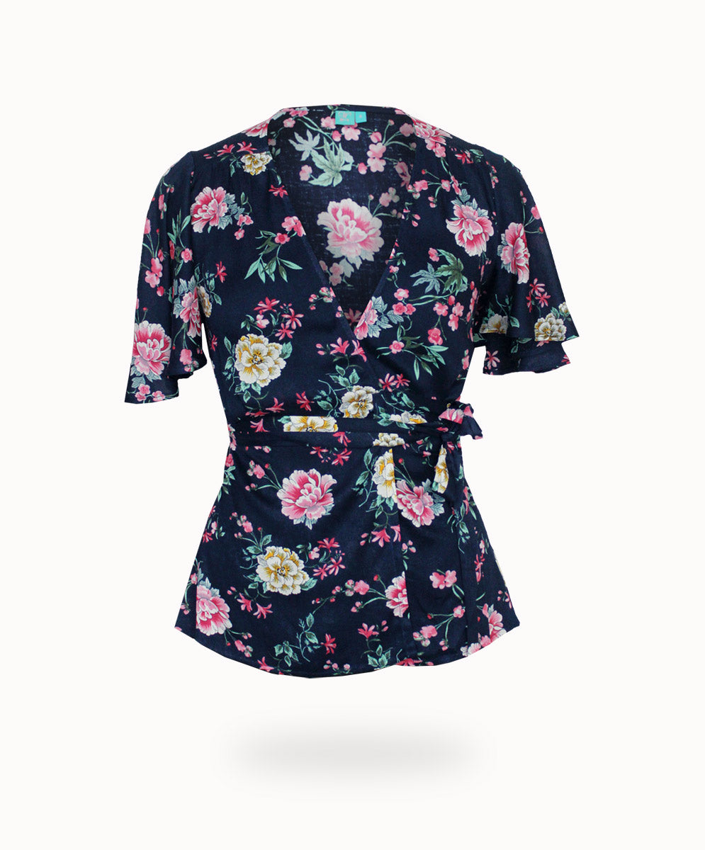 1b4f060b96d5 WANDERLUST ROSA WRAP BLOUSE – WANDERLUST AND THE MUSE