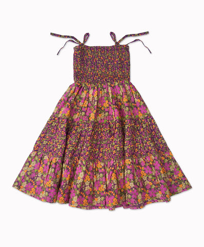 DREAMCATCHER FESTIVAL PARTY DRESS  (Jaipur Print)